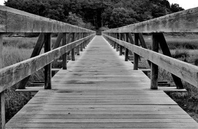 Uncle Tim's Bridge, Wellfleet Massachusetts