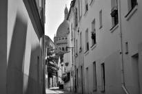 Montmartre Alleyways